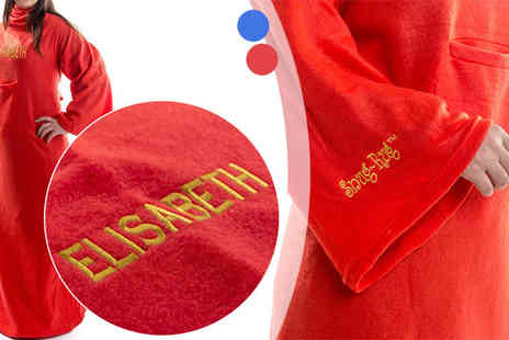 FOTICOS SL - Personalized Blanket Robe  -  Save 53%