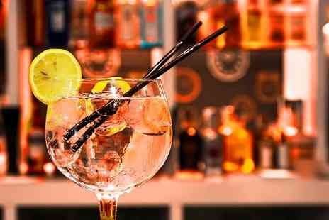 Simpsons In The Strand - Gin tasting experience for two   - Save 46%