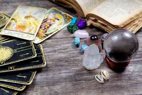 Syritas Glow -  30 minute tarot card phone reading   - Save 75%