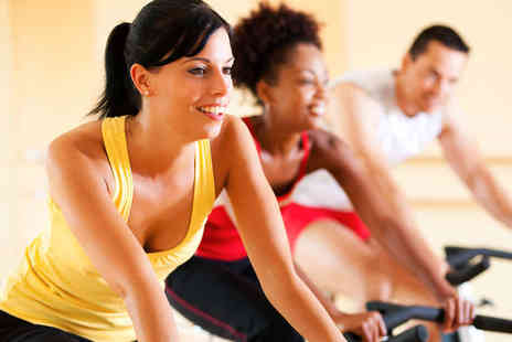 The Factory Gym - Ten Indoor Cycling Classes - Save 78%