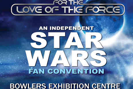Stonegate - Independent Star Wars Convention Tickets - Save 0%