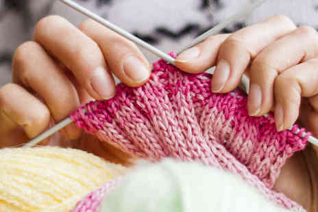 Token Interior - Two Knitting or Crochet Classes - Save 42%
