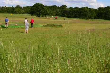 Wokingham Family Golf - 100 Driving Range Balls - Save 50%