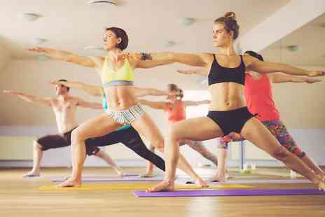 Hot Zen Yoga - One Month of Access to Yoga Classes Plus Herbal Tea - Save 68%