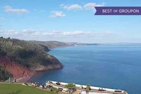 Babbacombe Bay Hotel - Two Nights stay For Two With Breakfast - Save 48%