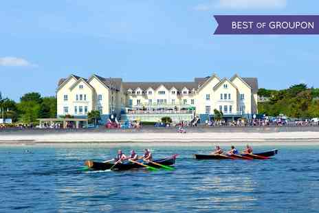 Galway Bay Hotel - One or Two Nights Stay For Two With Breakfast, Spa Voucher, Dinner Voucher And Leisure Access  - Save 0%