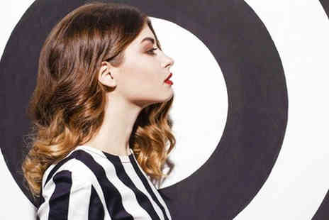 HB Hairdressing Salon - Treat your tresses to a restyle cut finish and conditioning treatment including a salon voucher   - Save 68%