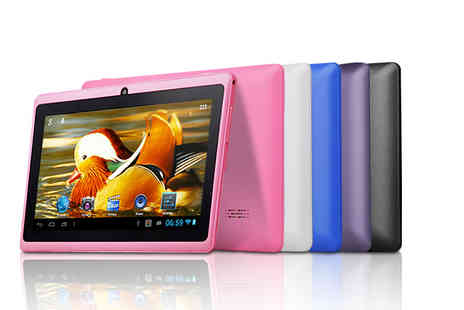 Aceco   - Seven inch quad core Android tablet PC - Save 64%