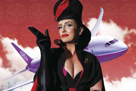 ATG Tickets - Pam Ann Queen of the Sky Tickets - Save 35%