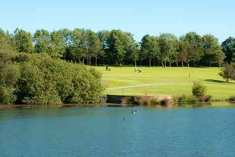 Trethorne Hotel & Golf Club - 18 Holes For Two - Save 58%