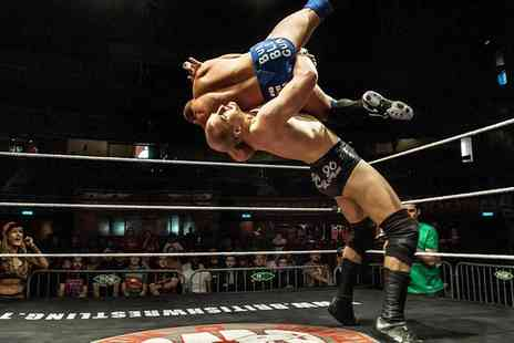 New Generation Wrestling - Tickets to New Generation Wrestling for One - Save 46%