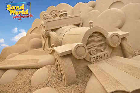 Sandworld - Entry to Sandworld for One  - Save 50%