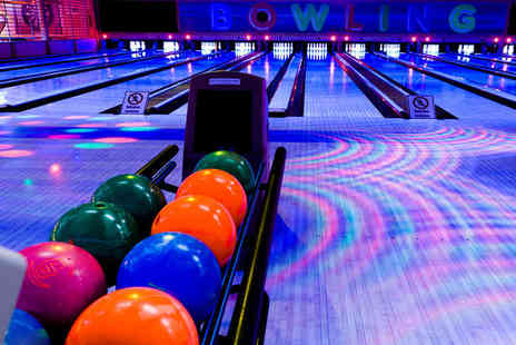 MFA Bowl North Shields - Hour Long Group Bowling Session with Hot Dogs - Save 72%
