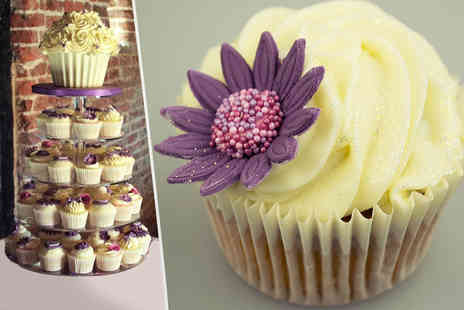 Buckleys Bakery - Giant cupcake  - Save 62%