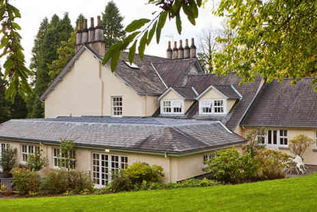 Lake District Country Hotels - Enjoy a stay For two  with a glass of Prosecco each and breakfast - Save 44%