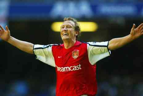 HS Presents - Evening with Arsenal F.C. Legend Ray Parlour - Save 60%