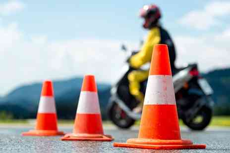 Motorcycle Rider Training - One Day CBT Course and Bike Hire on a Weekday or Weekend  - Save 40%