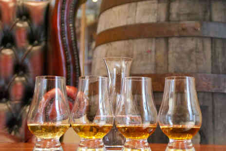 Whisky and Tobacco  - Whisky Tasting for One - Save 0%