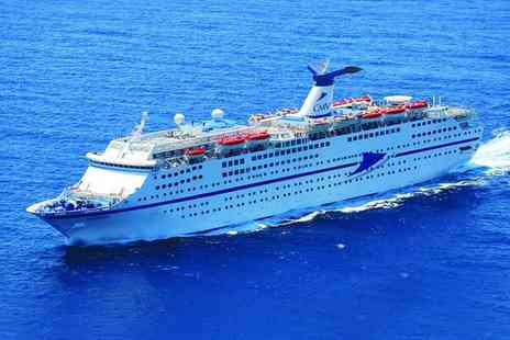 Cruise and Maritime Voyages - One Night stay on Cruise With Full Board  Entertainment And Leisure Facilities - Save 0%