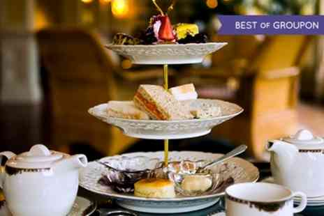 The Club and Spa - Afternoon Tea For Two  - Save 53%
