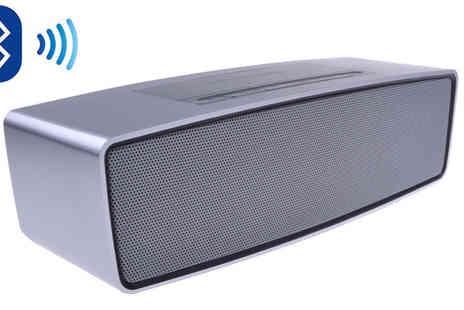 Plus Bee - Portable Bluetooth Wireless Speaker - Save 0%