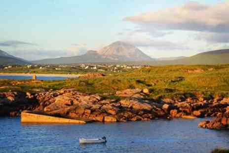 Caisleain Oir Hotel -  County Donegal 2 Night Stay with Breakfast  - Save 34%