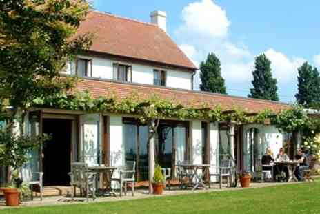 The Three Choirs Vineyards  - Cotswolds Escape with Wine Tasting  - Save 52%