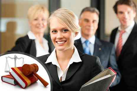 Aim Redstone -  Level 3 online legal secretary course - Save 98%