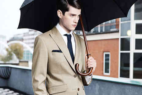Harris and Zei - Bespoke two piece suit  - Save 60%