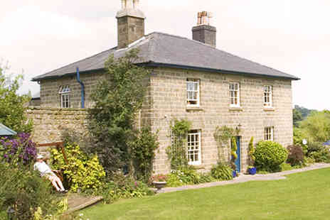Dannah Farm Country House - One Night stay and Go on an adventure exploring pretty villages and tiny hamlets filled with character such as Bakewell, Tissington, Castleton and Buxton  - Save 0%