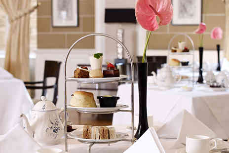 The Scotsman Hotel - Afternoon Tea with a Glass of Prosecco for Two - Save 30%