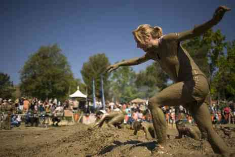 Kickass Endurance -  Weston Park Obstacle Mud Challenge  - Save 50%