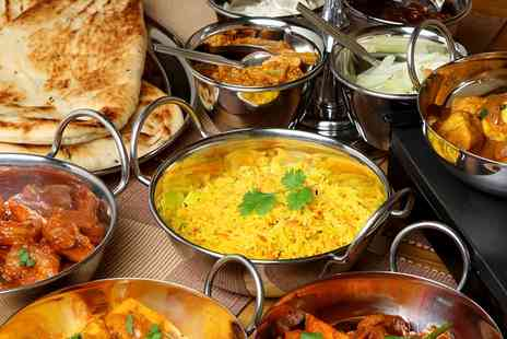 Zeera Lounge - Two Course Indian Meal For Two or Four  - Save 0%