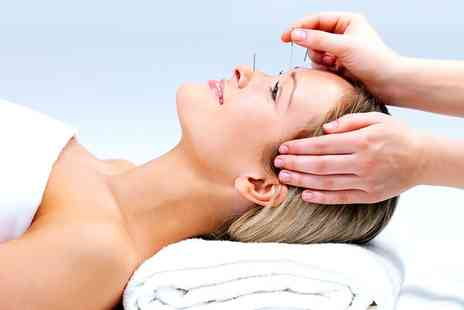 Herbs & Acupuncture Healthcare - Acupuncture Session with Optional Massage - Save 47%