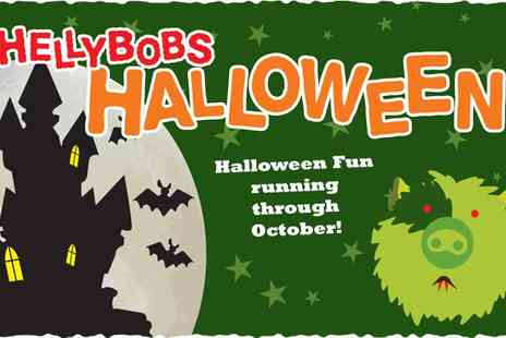 Wellybobs Farm Park - Ticket to Wellybobs Halloween Experience on 1 November - Save 0%