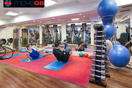 MoveGB - Ten Gym Passes - Save 84%