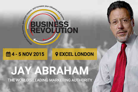 Success Resources - Business Revolution with Jay Abraham - Save 30%