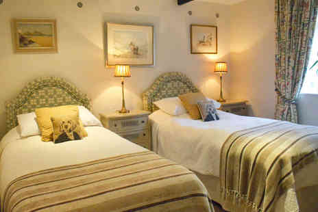 Hood Arms - Two or Three Night Stay for Two with Breakfast Daily - Save 50%
