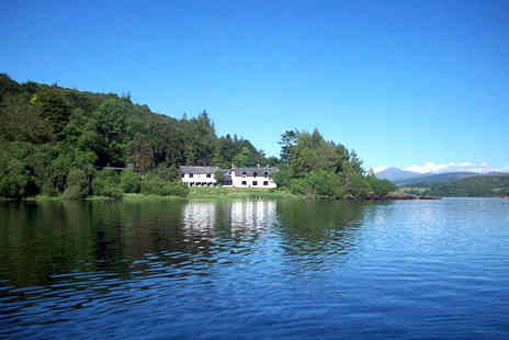 Taychreggan Hotel - One or Two Night  Stay for Two with Breakfast Daily and a Bottle of Wine if Dining - Save 58%