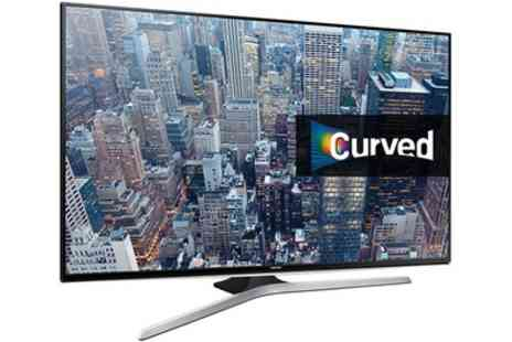 Bargain Lot - Samsung UE48J6300 Smart Curved TV  With Free Delivery  - Save 42%