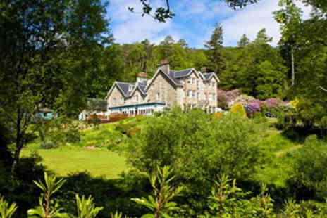 Duisdale House Hotel - Glamorous Isle of Skye Stay With Two AA Rosette Dinner - Save 57%
