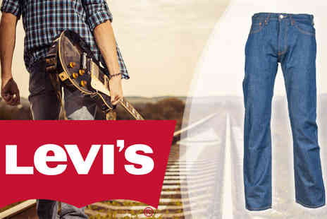 Barnes well - Levis 501 Jeans - Save 33%