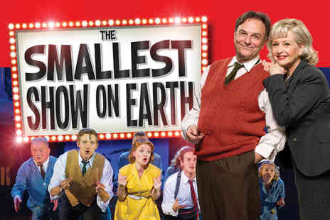 ATG Tickets - Band B ticket to see The Smallest Show on Earth  - Save 52%