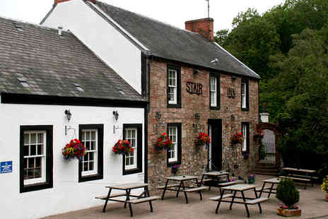 Stair Inn - Two Night Scottish River Escape - Save 46%