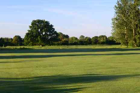 Newton Green Golf Club - 18 Holes of Golf with Coffee for Two - Save 66%