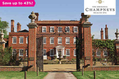 Champneys Henlow - One or Two night stay for two with Breakfast - Save 9%