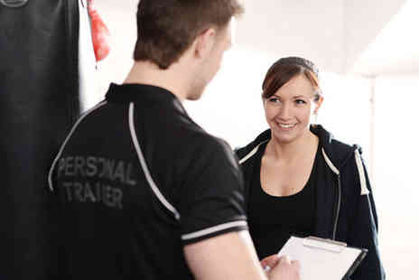 First Call Fitness - Four Personal Training Sessions - Save 44%