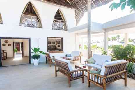 Dhow Inn - Seven Nights Zanzibar Hotel Stay With Meals - Save 35%