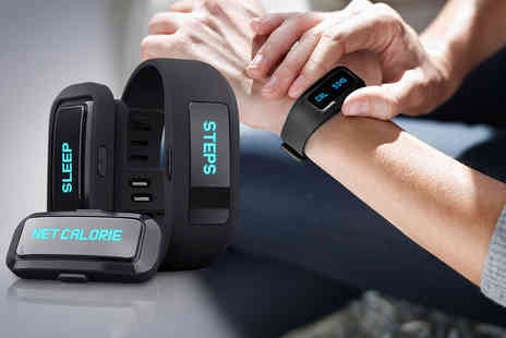 Icon Health and Fitness - An iFit Active Three in One Fitness Tracker - Save 49%