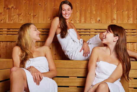 Britannia - Spa day for two including afternoon tea and treatment - Save 63%
